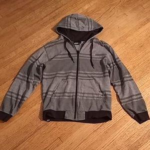 Vans zip up hoodie Size Small